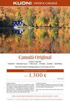 Ofertas de Kuoni, Oferta Canadá
