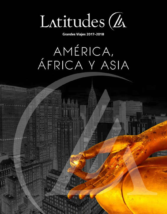 Ofertas de Latitudes, América, África y Asia