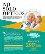 Ofertas de Soloptical, Otoño 2017