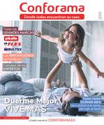 Ofertas de Conforama, Duerme mejor, vive más