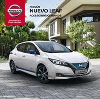 Accesorios Nissan Leaf