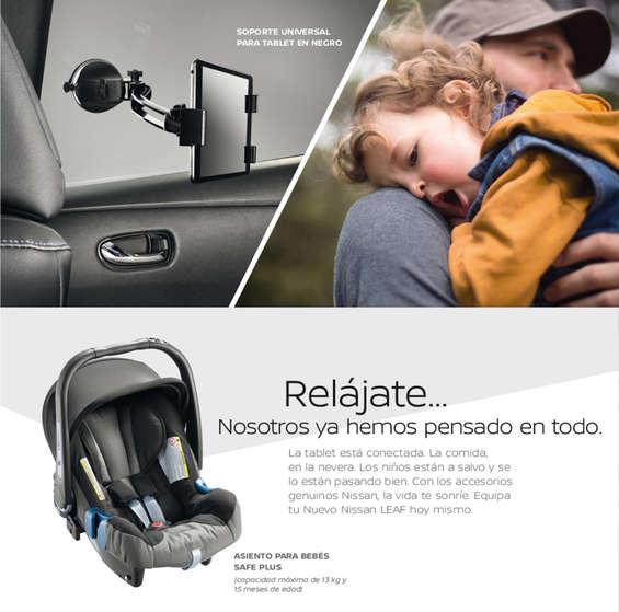 Ofertas de Nissan, Accesorios Nissan Leaf