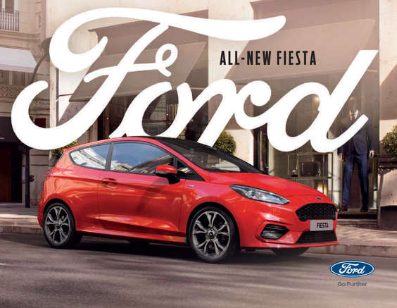 Ofertas de Ford, New Fiesta