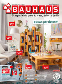 Pasión por decorar