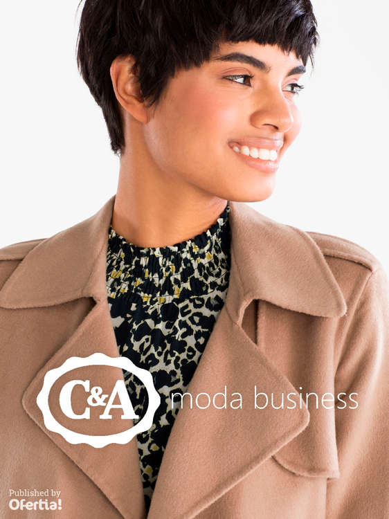 Ofertas de C&A, Moda Business