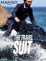 Ofertas de Mango Man, The travel suit