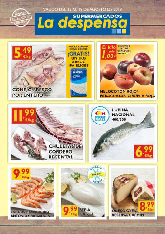 Ofertas de Supermercados La Despensa, La Despensa