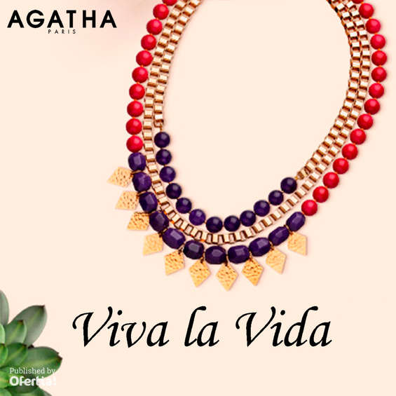 Ofertas de Agatha, Viva la Vida