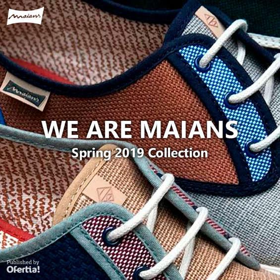 Ofertas de Maians, We are Maians. Spring 2019 Collection