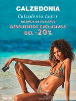 Ofertas de Calzedonia, Calzedonia Lover. Descuentos exclusivos del -20%