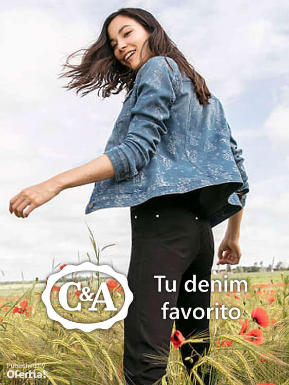 Ofertas de C&A, Tu denim favorito
