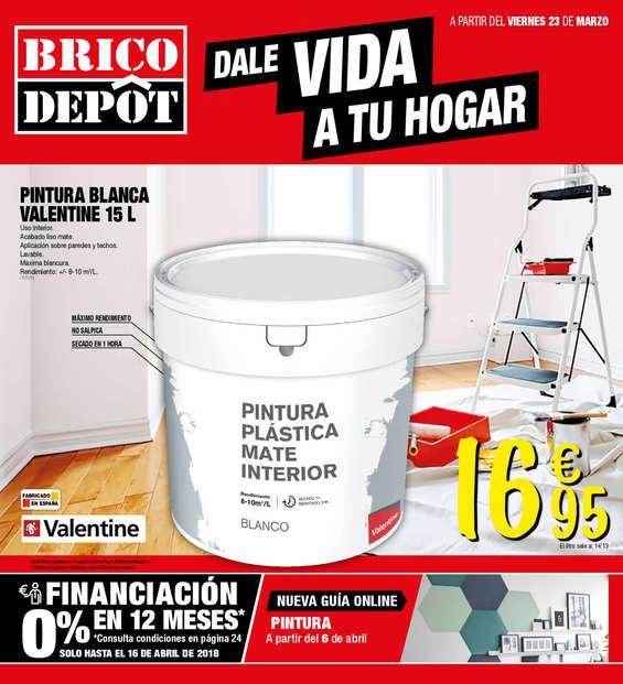 Bricodepot ofertas cat logo y folletos ofertia - Lijadora de pared bricodepot ...