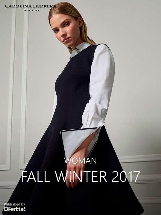 Ofertas de Carolina Herrera, Fall Winter 2017