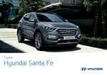 Ofertas de Hyundai, Hyundai Santa Fe