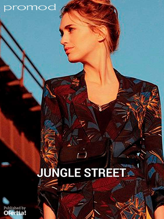 Ofertas de Promod, Jungle Street