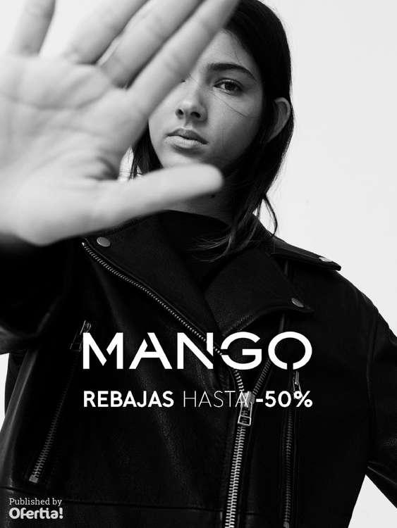Ofertas de MANGO, Rebajas hasta -50%