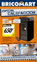 Ofertas de Bricomart, Especial calefacción - Madrid