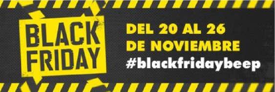 Ofertas de Beep, #BlackFridayBeep
