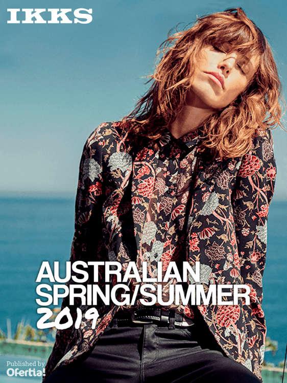 Ofertas de IKKS, Australian Spring Summer 2019