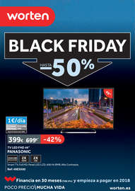 Black Friday, hasta -50%
