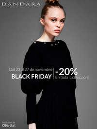 Black Friday -20% en toda la colección
