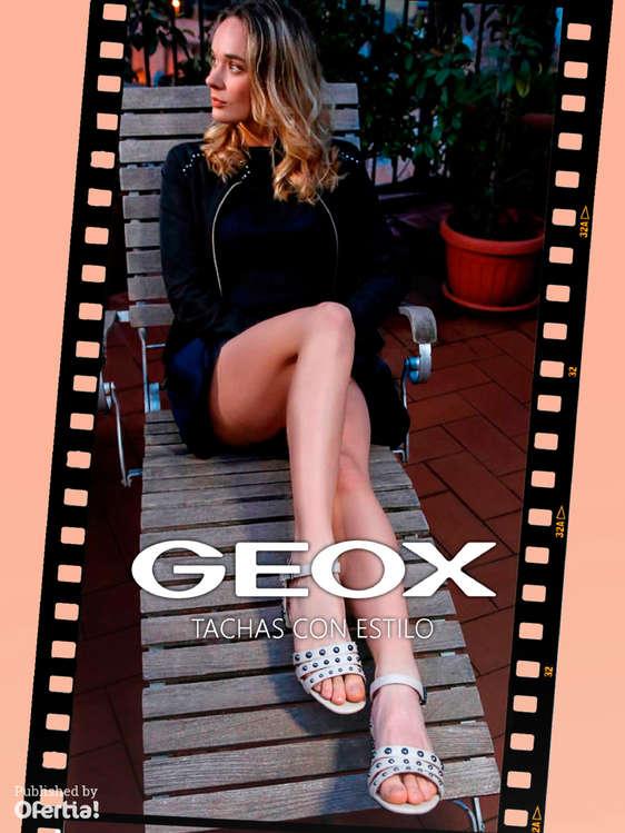 Ofertas de Geox, Tachas con estilo