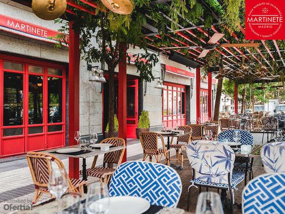 Ofertas de Restaurante Martinete, Martinete