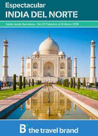 Espectacular India del Norte