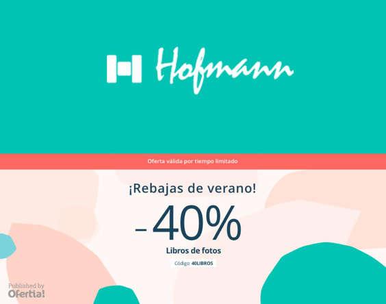 Ofertas de Hofmann, Promociones