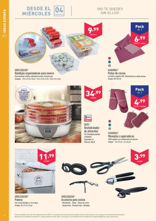 Comprar Textiles Cocina Barato En Lucena Ofertia