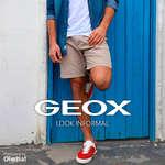 Ofertas de Geox, Look informal