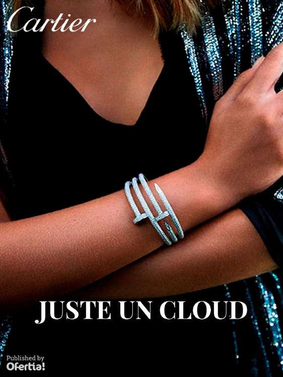 Ofertas de Cartier, Juste un cloud