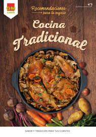 Cocina Tradiciconal 2019