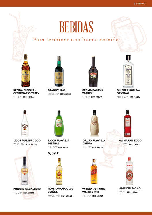 Ofertas de GM Cash & Carry, Cocina Tradiciconal 2019