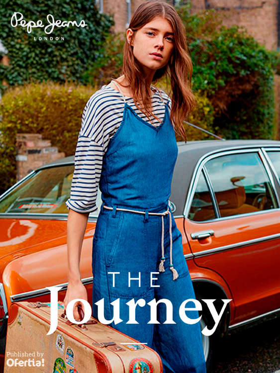 Ofertas de Pepe Jeans, The Journey