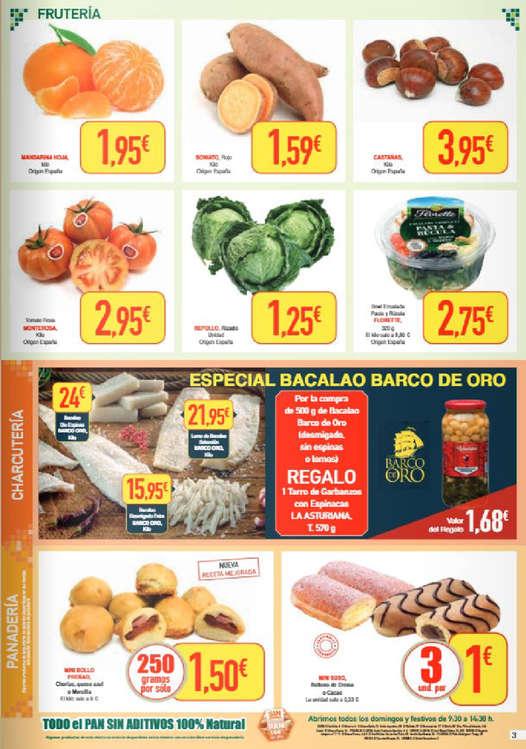Ofertas de Masymas, Nueva barra de pan