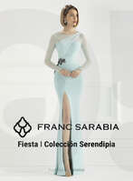 Ofertas de Franc Sarabia, Fiesta I Colección Serendipia