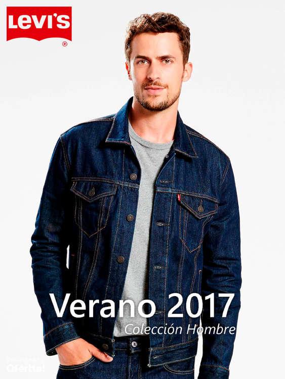 Ofertas de Levi's, Verano 2017 - Colección Hombre