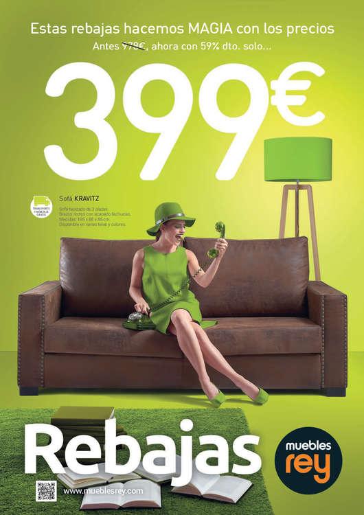 Ofertas muebles online finest arista mobiliario tienda for Rebajas mobiliario jardin
