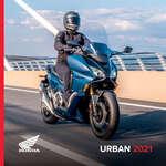 Ofertas de Honda, URBAN 2021