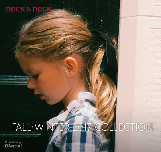 Ofertas de Neck&Neck, Fall Winter 2017 Collection