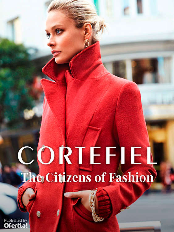 Ofertas de Cortefiel, The Citizens of Fashion