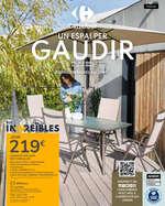 Ofertas de Carrefour, Un espai per gaudir