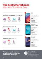Ofertas de Vodafone, Summer