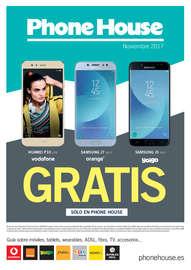 Smartphone gratis sólo en Phone House