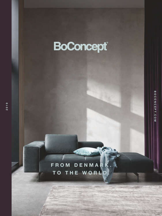 Ofertas de BoConcept, From Denmark. To the world