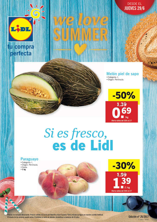 Lidl santa cruz de tenerife cat logo ofertas y folletos for Lidl catalogo ofertas