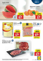 Ofertas de Lidl, We love summer