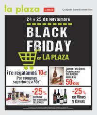 Black Friday en La Plaza