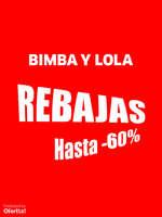 Ofertas de Bimba & Lola, Rebajas hasta -60%